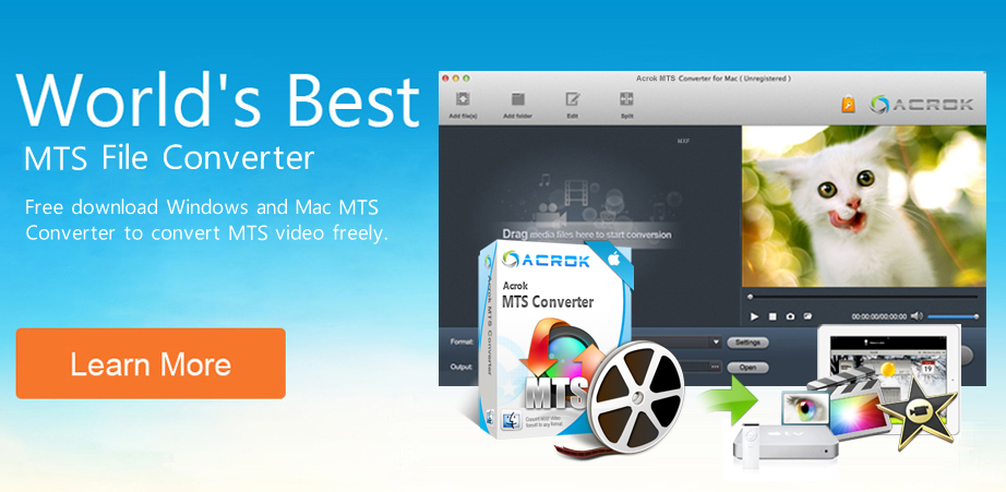 Free download best MTS Converter
